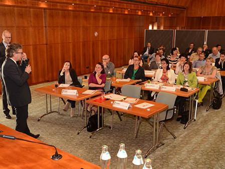 Gesundheitslandesrat Christopher Drexel zu Gast in der Grazer AK © Fotostudio 44, AK Stmk