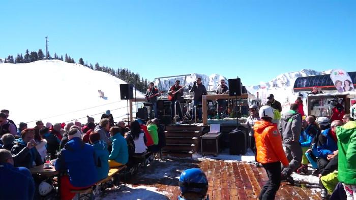 Große Party als Abschluss der AK-Skitage 2019 © -, AK Stmk