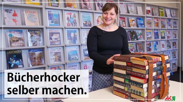 Video zum DIY Bückerhocker © -, AK Stmk
