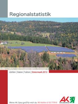 Deckblatt Regionalstatistik 2013 © -, AK Stmk