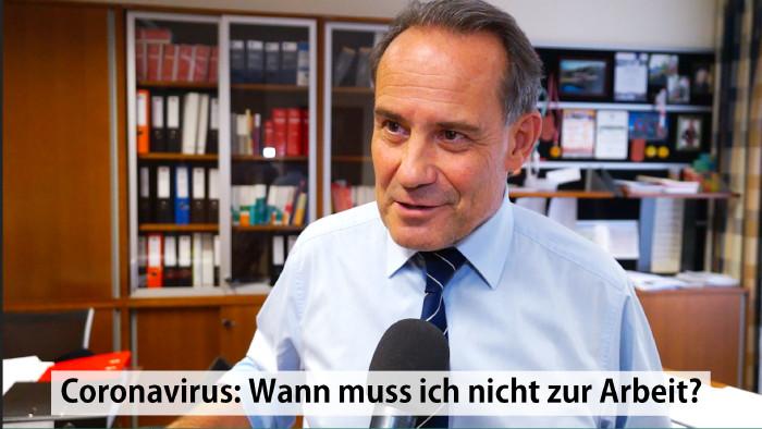 Arbeitsrechtsexperte Wolfgang Nagelschmied. © Buchsteiner, AK Stmk