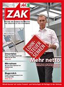 Cover ZAK November 2014 © Schön, AK Stmk