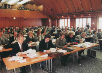 Vollversammlung, Jahr unbekannt, geschätzt: 1990er © AK Stmk, AK Stmk