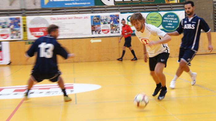 Sechs Mannschaften kämpften um die letzen Plätze im Finale. © Betriebssport, AK Stmk