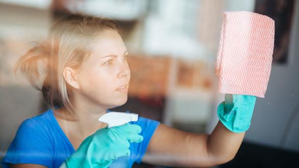 Gar nicht sauber geht es im Gebäudereinigungsgewerbe zu. © adobestock - kleberpicui, AK Stmk