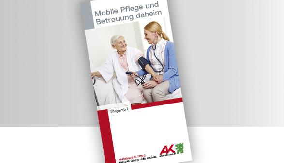 Broschüre Mobile Pflege © -, -