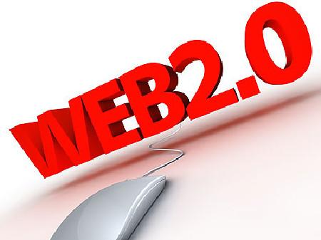 Web 2.0 Schriftzug - Achtung! Facebook am Arbeitsplatz © vege -, Fotolia.com