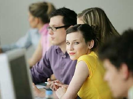 TeilnehmerInnen im Kurs © auremar, Fotolia.com
