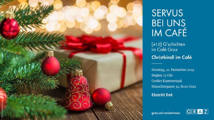 Am 22. Dezember im Kammersaal in Graz ab 15 Uhr. © Stadt Graz, AK Stmk