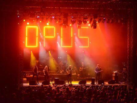 Opus live im Kammersaal in Graz. © Opus/Opus, AK Stmk