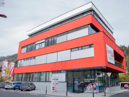 Die neue Außenstelle in Liezen © Buchsteiner, AK Stmk