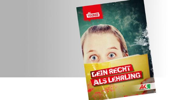 Broschüre über deine Rechte als Lehrling © -, AK Stmk