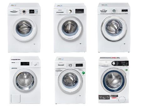 Der VKI hat verschiedene Waschmaschinen getestet. © VKI, AK Stmk