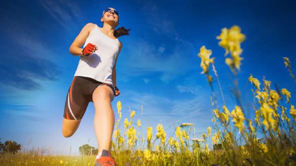 Beim Herbstfrauenlauf in Frauental Startplätze gewinnen oder ACard-Bonus einlösen. © Dmytro Titov/stock.adobe.com, AK Stmk