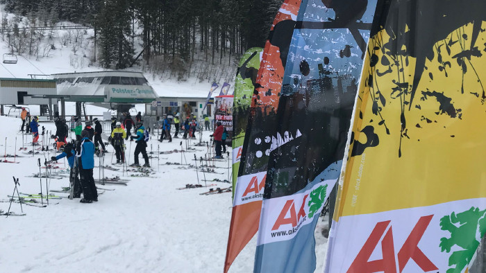 AK-Skitag am Präbichl © -, AK Stmk