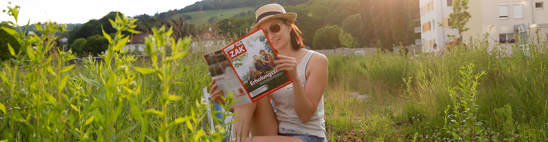 Die Servicezeitung der AK informiert Sie rund um das Arbeitsleben. © Graf-Putz, AK Stmk