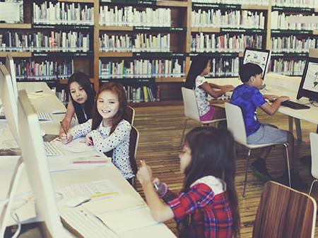 Portrait Digitale Bildung © Rawpixel.com, Fotolia.com