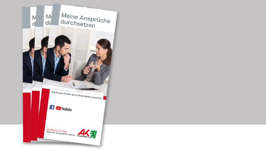 """""""Hauptaufgabe der Arbeiterkammer ist es, Ihre Interessen als Arbeitnehmerin oder Arbeitnehmer gegenüber dem Staat und den Unternehmen zu vertreten. © -, AK Stmk"""