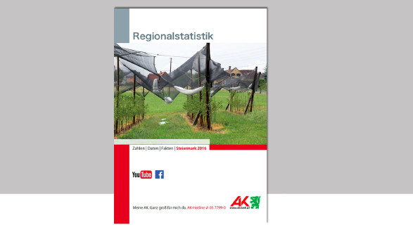 Regionalstatistik aus dem Jahr 2016. © -, AK Stmk