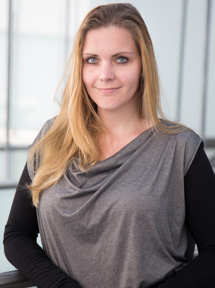 Karin Ladenberger hilft bei Problemen im Ferienjob weiter. © Graf, AK Stmk