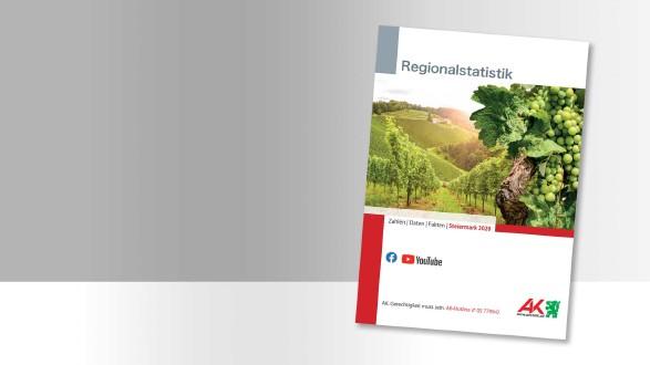 Regionalstatistik 2021 © -, AK Stmk