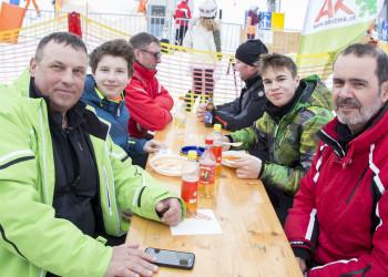 AK-Skitag am Lachtal mit Besucherrekord. © AK Stmk/Temel