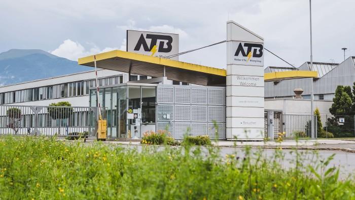 Das ATB-Werk in Spielberg © Dominik Angerer/EXPA/picturedesk.com, AK Stmk
