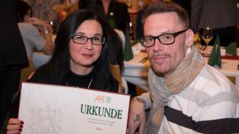 Ehrungen in Graz © AK Stmk/Temel