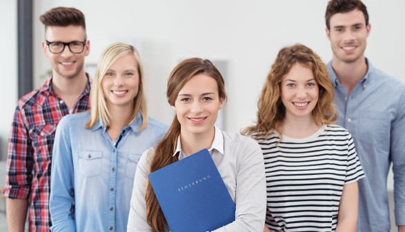 Die AK bietet Bewerbungscoaching für alle Schulstufen an. © contrastwerkstatt/adobestock, AK Stmk