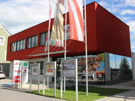 AK Außenstelle Hartberg © Grabuschnig, AK Stmk