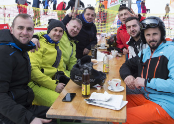 AK-Skitag im Lachtal mit Besucherrekord. © Temel, AK Stmk