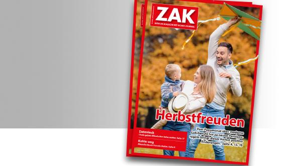 Die neue ZAK im Oktober 2019. © -, AK Stmk