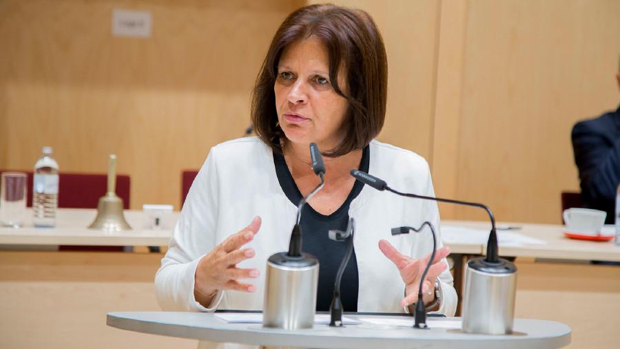Renate Anderl, Präsidentin der Bundesarbeitskammer  © Graf-Putz, AK Stmk