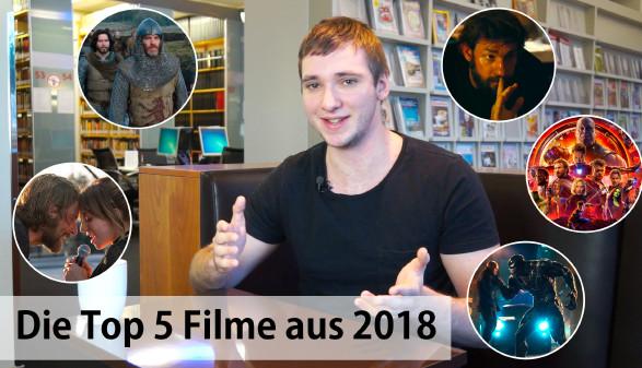 Davids spricht über seine Top 5 Filme aus 2018. © -, AK Stmk