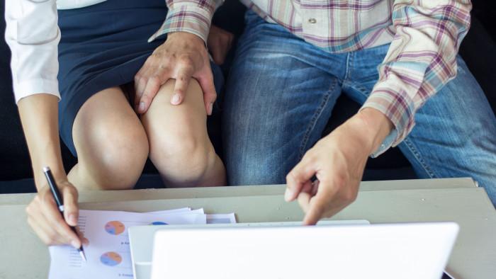 """Der Assistent des Chefs behielt seinen Job, die Frau musste sich hingegen sagen lassen, dass keine gebraucht wird, die auf """"Me Too"""" mache. © Tinnakorn - stock.adobe.com, AK Stmk"""
