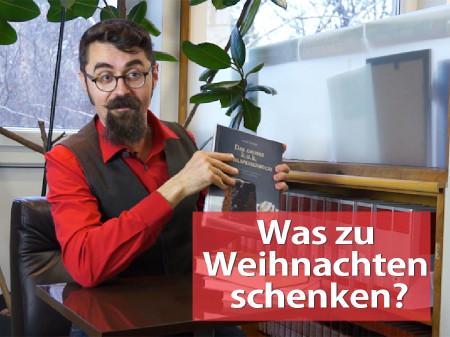 Alexander Fritz verrät euch seine drei besten Bücher. © -, AK Stmk