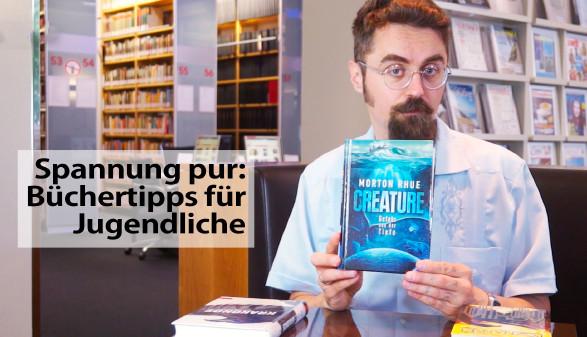 Diesmal drei Bücher für starke Nerven. © -, AK Stmk