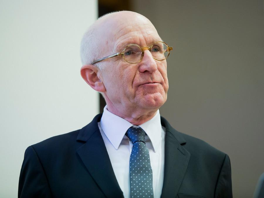 Prof. Josef Leisen aus Deutschland © Kanizaj, AK Stmk