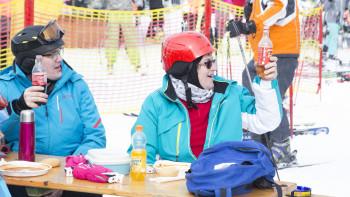 AK-Skitag im Lachtal mit Besucherrekord © Temel, AK Stmk