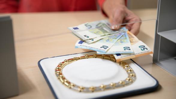 AK-Tipp: Die Pfandleihe nur nutzen, wenn es gar nicht anders geht. © Temel, AK Stmk