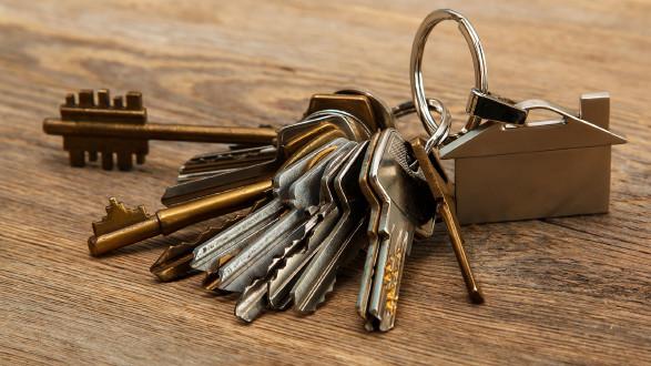 Der Key Safe dient zur Aufbewahrung von Schlüsseln in der Nähe der Haus- bzw. Wohnungstür.  © AdobeStock_blackday, AK Stmk