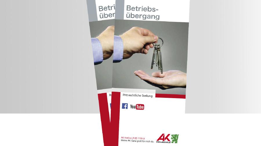 Broschüre Betriebsübergang © -, -