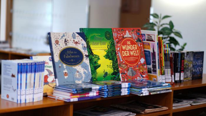 Neues Lesefutter: 80 neue Bücher für Kinder und Jugendliche in der AK-Bibliothek. © Buchsteiner, AK Stmk