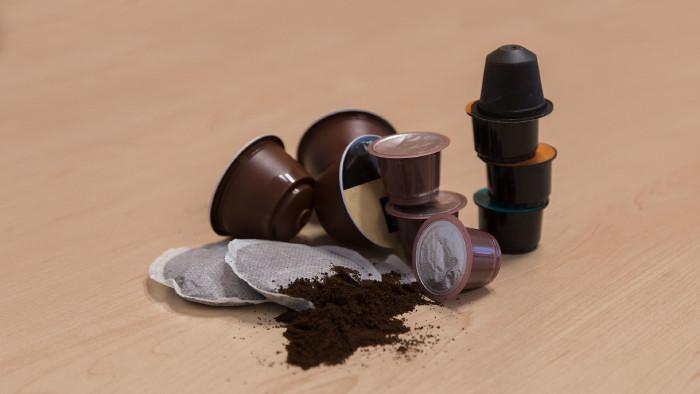 Kaffeekapseln und -pads © Lercher, AK Stmk
