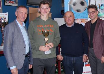 Die meisten Tore erzielte Jan Markotschnigg mit acht Toren © Betriebssport, AK Stmk