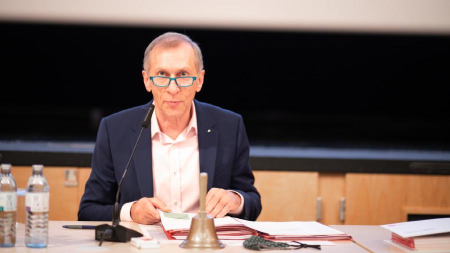 AK-Präsident Josef Pesserl © Temel, AK Stmk