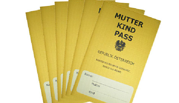Mutter-Kind-Pass © -, AK Stmk