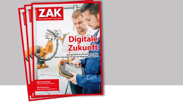 Die ZAK im Jänner 2019. © -, AK Stmk