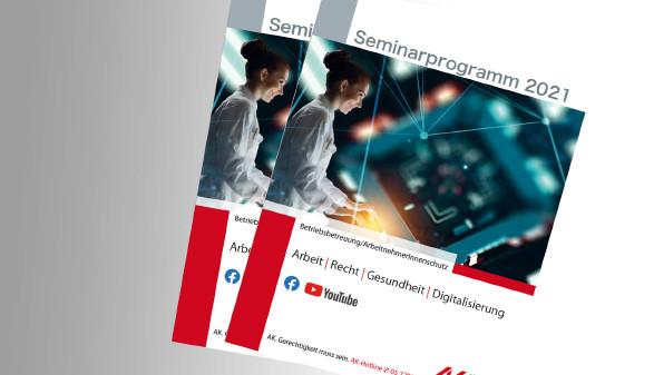 Seminarprogramm Arbeit, Recht &Gesundheit © -, AK Stmk