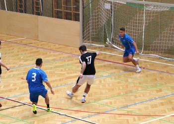 32. Hallenfußballlandesmeisterschaften © AK/Betriebssport